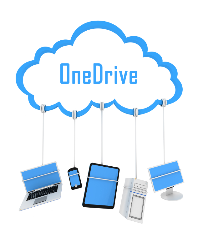 Using OneDrive to synchronize and share Microsoft OneNote
